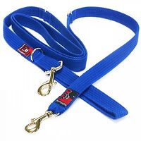 Black Dog Training Halter Double Ended Lead